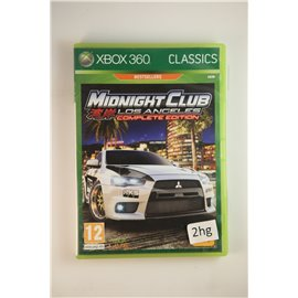 Midnight Club Los Angeles The Complete Edition (best sellers)