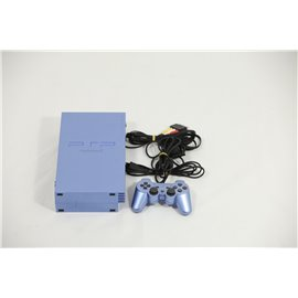 Playstation 2 Phat Blauw incl. Controller