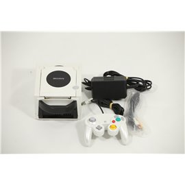 Gamecube Pearl White incl. Controller