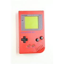 Game Boy Rood