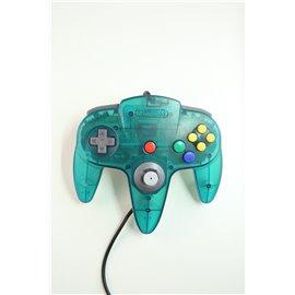 N64 Controller Clear Blue