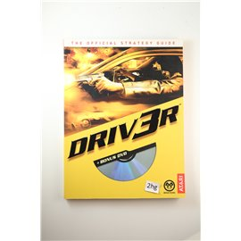 Driv3r: The Official Strategy Guide