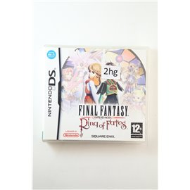Final Fantasy Crystal Chronocles: Ring of Fate