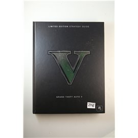 Grand Theft Auto 5: Limited Edition Strategy Guide