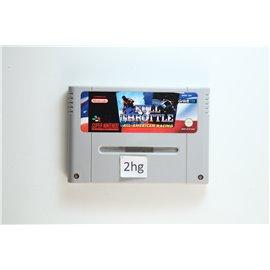 Full Throttle All American Racing (losse cassette)