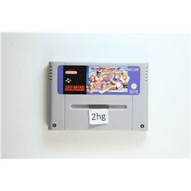 Street Fighter 2 Turbo (losse cassette)