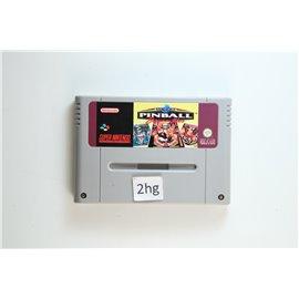 Super Pinball (losse cassette)