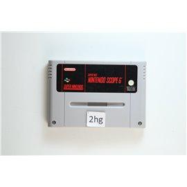 Super NES Nintendo Scope 6 (losse cassette)