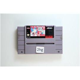 Krusty's Super Funhouse (losse cassette)