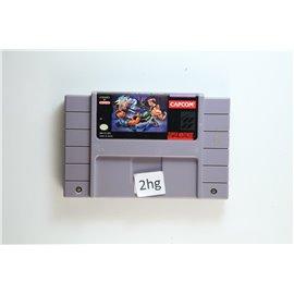 Final Fight 2 (losse cassette)