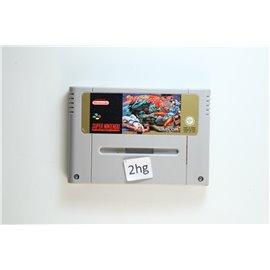 Street Fighter II (losse cassette)