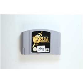 The Legend of Zelda: Ocarina of Time (losse cassette)