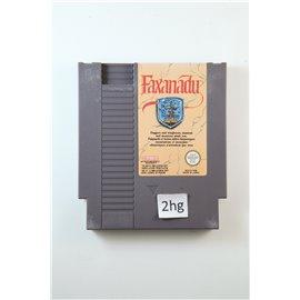 Faxanadu (losse cassette)