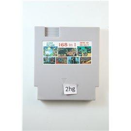168 in 1 (losse cassette)