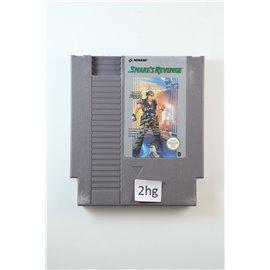 Snake's Revenge (losse cassette)