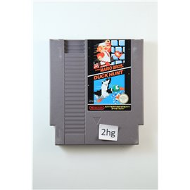Super Mario Bros. & Duckhunt (losse cassette)