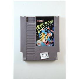 Skate or Die (losse cassette)