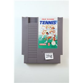 Four Players Tennis (losse cassette)