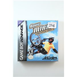 Dave Mirra Freestyle BMX 3 (CIB)