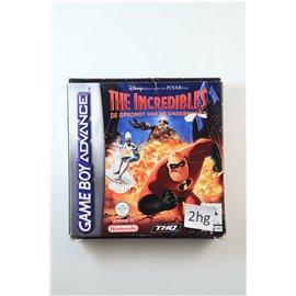 Disney's The Incredibles: De Opkomst van de Ondermijners