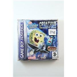Spongebob Squarepants: Creatuur van de Krokante Krab (CIB)