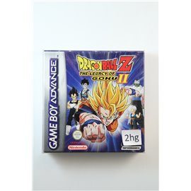 DragonBall Z: The Legacy of Goku II (CIB)