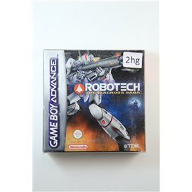 Robotech: The Macross Saga (CIB)