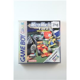 Micro Machines 1 & 2 Twin Turbo (CIB)