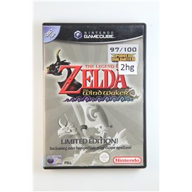 The Legend of Zelda Wind Waker Limited Edition
