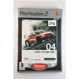 Colin McRae Rally 04 (Platinum, CIB)
