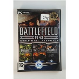 Battlefield 1942 World War II Anthology