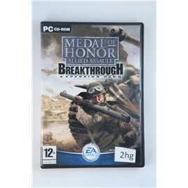 Medal of Honor: Allied Assault Breakthrough (Expansion Pack)
