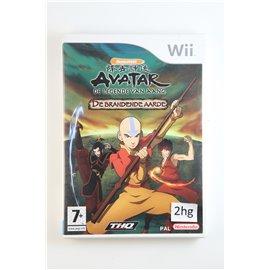 Avatar de Legende van Aang: De Brandende Aarde