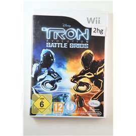 Disney's Tron Evolution Battle Grids