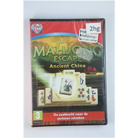 Mahjong Escape : Ancient China