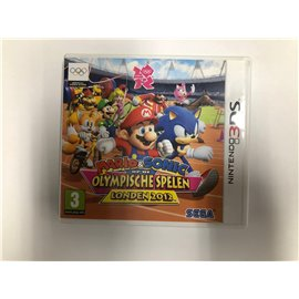 Mario & Sonic op de Olympische Spelen 2012