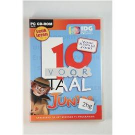 10 Voor Taal Junior