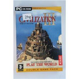 Sid Meier's Civilization III Double Pack