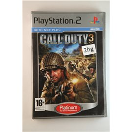 Call of Duty 2 (Platinum, CIB)