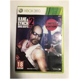 Kane & Lynch 2: Dog Days Limited Edition