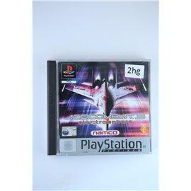 Ace Combat 3 (Platinum, CIB)
