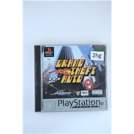 Grand Theft Auto (Platinum)