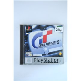 Gran Turismo 2 (Platinum, CIB)