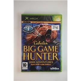 Cabela's Big Game Hunter 2005 Adventures (new)
