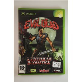 Evil Dead: A Fistfull of Boomstick