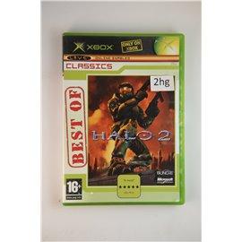 Halo 2 (Best of Classics, CIB)
