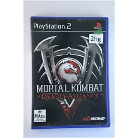 Mortal Kombat: Deadly Alliance (CIB)