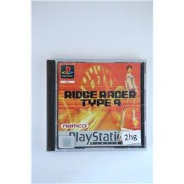 Ridge Racer Type 4 (Platinum)