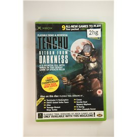 Official Xbox Magazine Game Disc 28