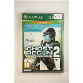 Tom Clancy's Ghost Recon Advanced Warfighter 2 (Best Sellers)